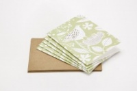 Hedgerow notecards by Sam Wilson Studio