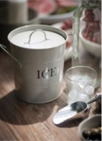 Chalk Ice Bucket by Garden Trading