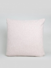 Square Felt Pink Cushion by ChalkUK