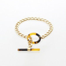Freda Chain Bracelet by Tilley & Grace
