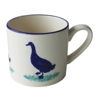 Dorset Delft Goose Mug by Hinchcliffe and Barber