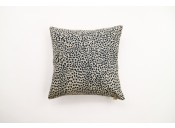 Animal Print Cushion Navy by Raine & Humble
