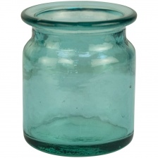 Jar Botanico Turquoise by Grand Illusions