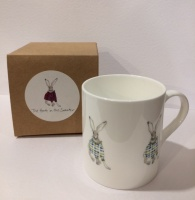 Hare in the Sweater ''Orla'' Ceramic mug