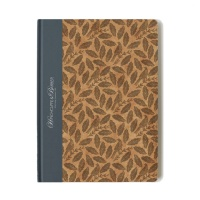 Songbird Hardback MDF Notebook by Hinchcliffe and Barber