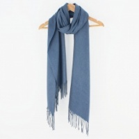 Georgia Pashmina Denim Blue by Tilley & Grace