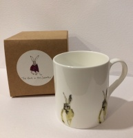 Hare in the Sweater ''Hermione'' Ceramic Mug