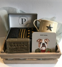 #4 Gift Hamper for Gents by Hilly Horton Home