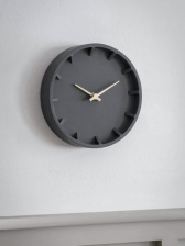 Raven Wall Clock by Garden Trading