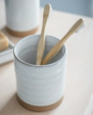 Vathy Toothbrush Holder by Garden Trading