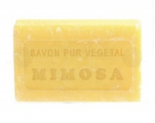 Marseilles Soap Mimosa 125g by Grand Illusions