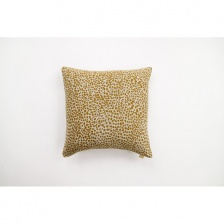 Animal Print Cushion Mustard by Raine & Humble