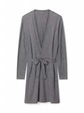 Cass Robe in Charcoal by ChalkUK