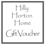 Hilly Horton Home Gift Voucher