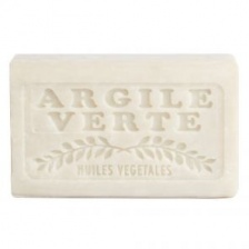 Marseilles Soap Argile 125g by Grand Illusions