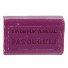 Marseilles Soap Patchouli 125g by Grand Illusions
