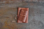 Namba A5 Leather Journal by Nkuku