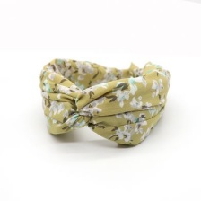 Sage Vintage Flower Headband by Peace of Mind