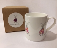 Hare in the Sweater ''Maija'' Ceramic mug