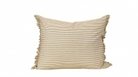 Abby Stripe Cushion Mustard by Raine & Humble